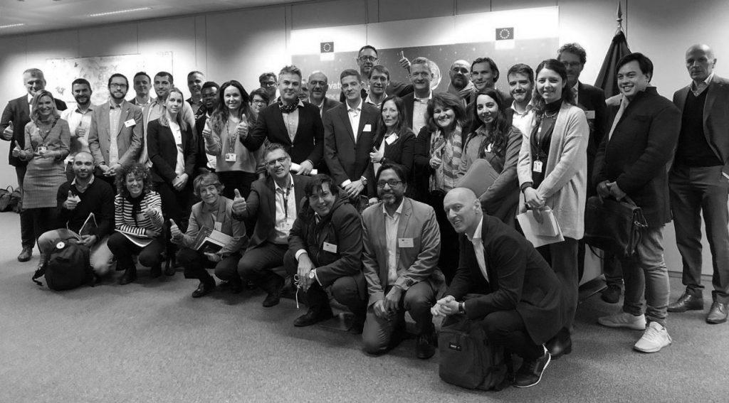 Alcobendas HUB en Bruselas: 26 y 27 de febrero 2020