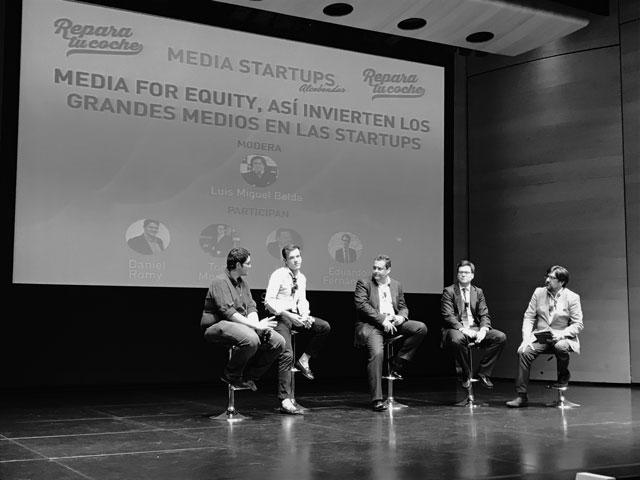 Alcobendas acoge Media Startups