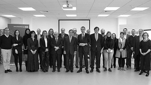 Alcobendas HUB en el encuentro Multinacionales por marca España