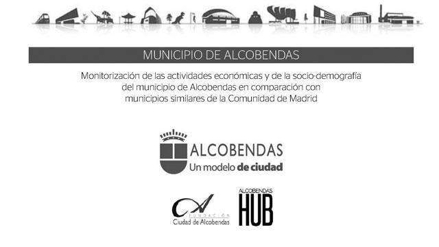 Monitorización de las actividades económicas y de la socio-demografía de Alcobendas