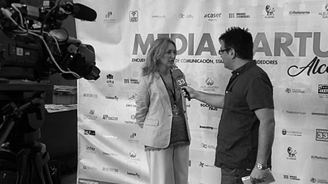ALCOBENDAS HUB en el IV Encuentro Media Startups Alcobendas