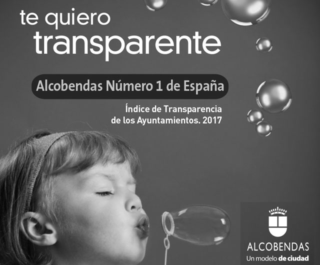 Alcobendas repite número 1 en transparencia